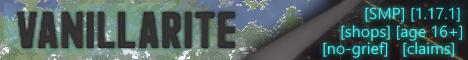Banner for Vanillarite server