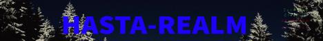 Banner for Hasta-Realm server