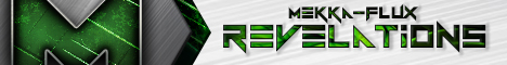 Banner for Mekka-Flux.net Revelations 2.2.0 Minecraft server