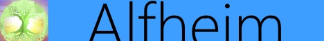 Banner for Alfheim server