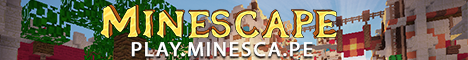 Banner for The Minescape Network server