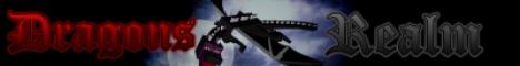 Banner for DragonsRealm Minecraft server