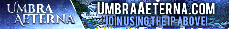 Banner for Umbra Aeterna server