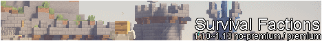 Banner for 404: Not Found Minecraft server