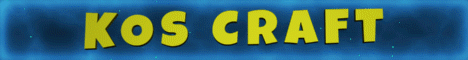 Banner for KoS Craft server