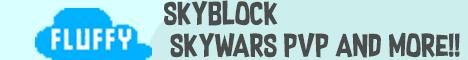 Banner for FluffyMc server