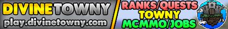 Banner for DivineTowny server
