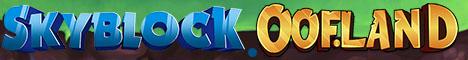 Banner for SkyBlock.oof.land server