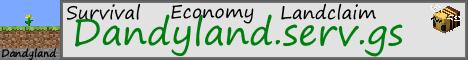 Banner for Dandyland server
