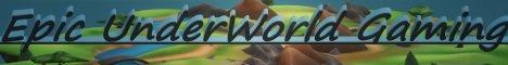 Banner for Epic Underground Gaming Minecraft server