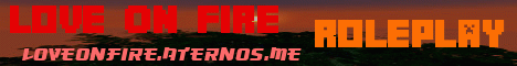 Banner for Love On Fire server