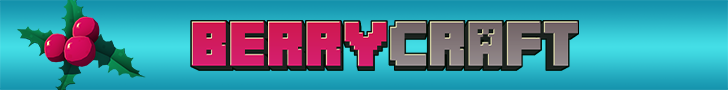 Banner for BerryCraft server
