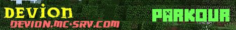 Banner for devion.mc-srv.com server