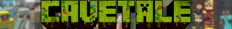 Banner for Cavetale Minecraft server