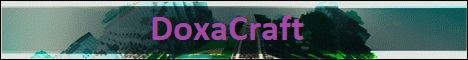 Banner for DoxaCraft Prison Minecraft server