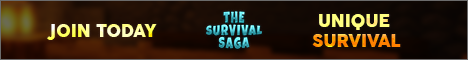 Banner for The Survival Saga server