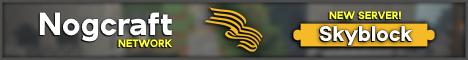 Banner for Nogcraft server