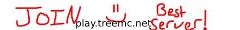 Banner for TreeMC server