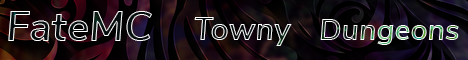Banner for FateMC server