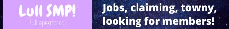 Banner for Lull SMP server