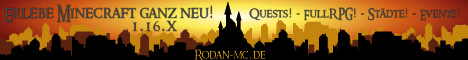 Banner for Rodan server
