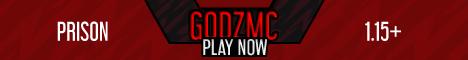 Banner for GodzMc - Prison [1.15.2] server