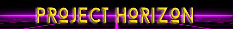 Banner for Project Horizon server