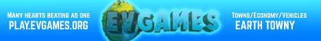 Banner for EVGAMES NETWORK server