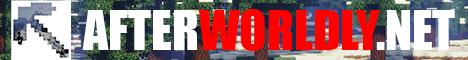 Banner for AfterWorldly server