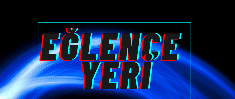 Banner for Eğlence mekanı server