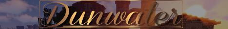 Banner for Dunwater Roleplay server