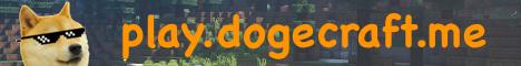 Banner for DogeCraft server