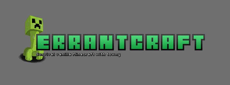 Banner for ErrantCraft server