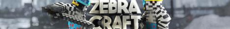 Banner for Zebracraft - Kingdom Server 1.16.4 Minecraft server