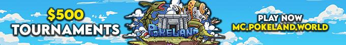 Banner for PokeLand server