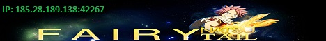 Banner for Fairy Tail RPS server