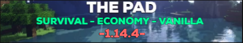 Banner for The Pad server