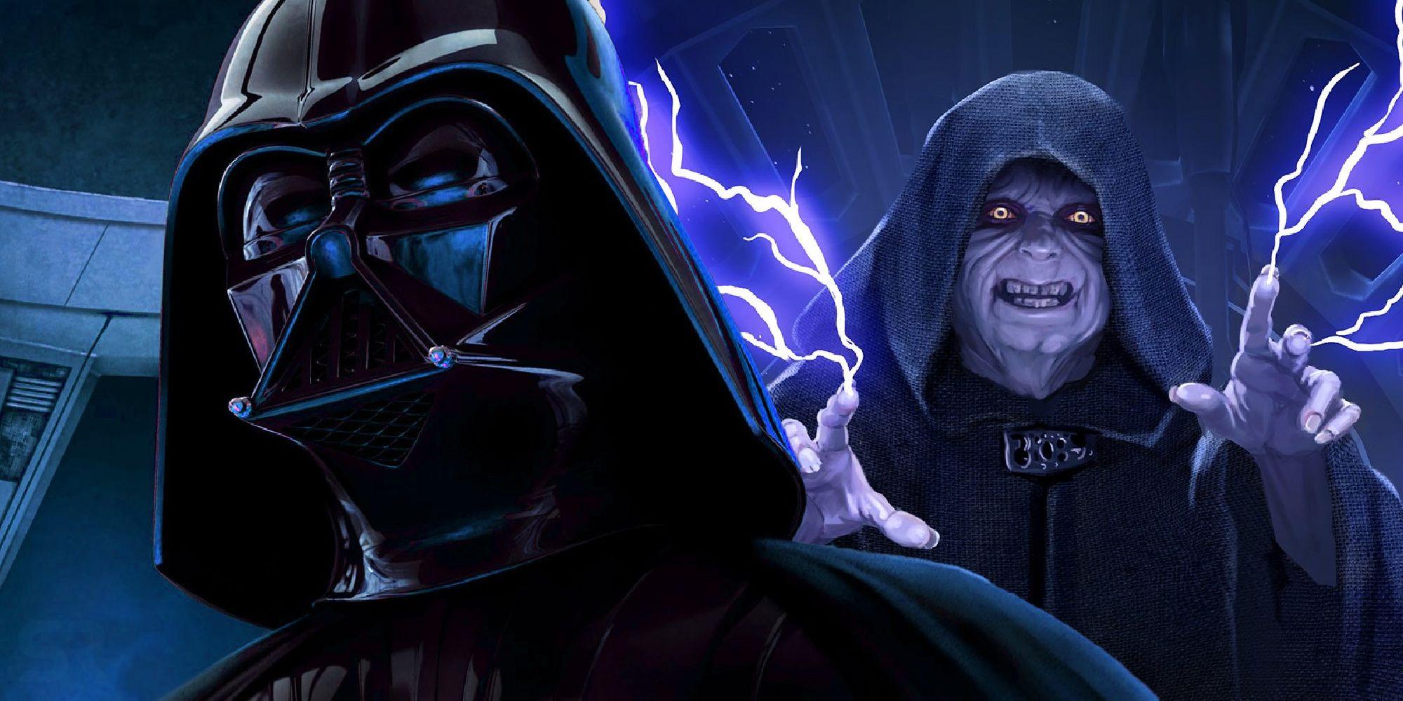 Banner for Darth Vader's MC Server server