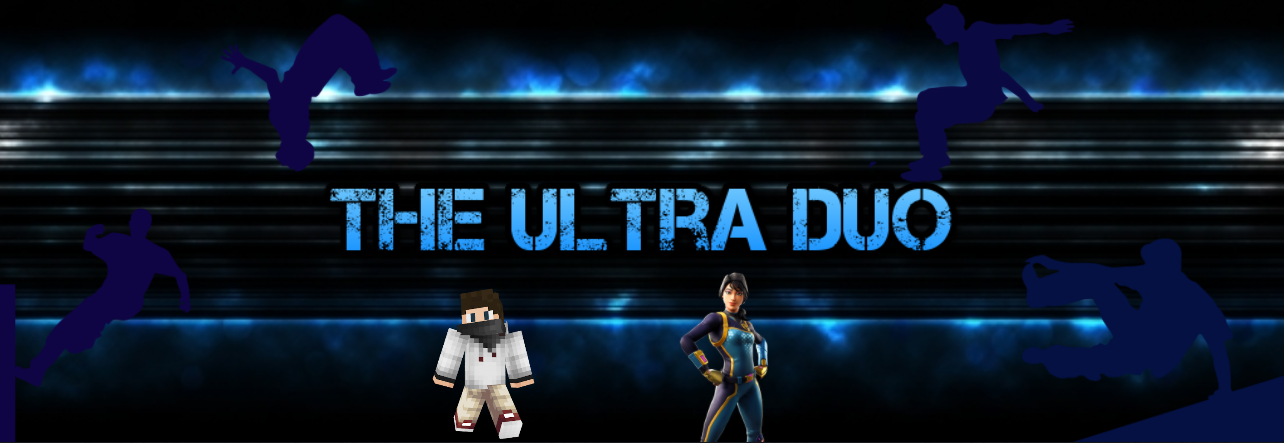 Banner for The Ultra Duo Minetopia server