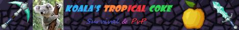 Banner for KoalaPvP server
