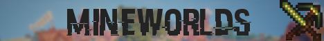 Banner for Mineworlds Minecraft server