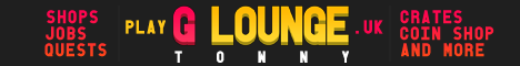 Banner for G Lounge - Towny Survival server