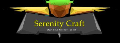 Banner for Serenity Craft server