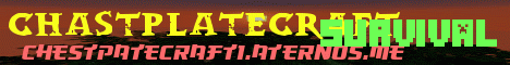 Banner for ChestplateCraft server