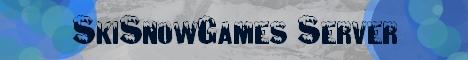 Banner for SkiSnowGames server