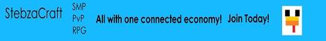 Banner for StebzaCraft server