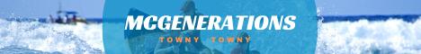 Banner for MCGenerations server