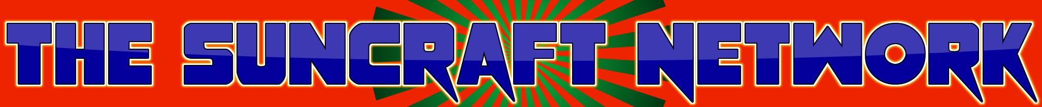 Banner for The SunCraft Network server