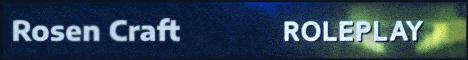 Banner for RosenCraft server