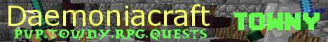 Banner for Daemoniacraft server